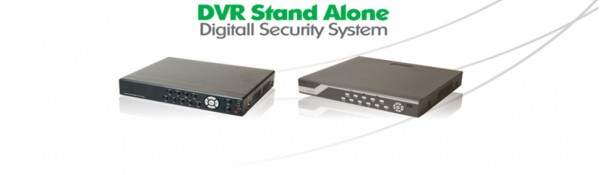 DVR Stand Alone